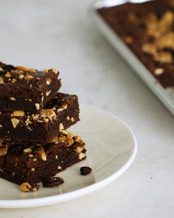 Big-Batch Triple-Chocolate Brownie Bars Video EDFSC