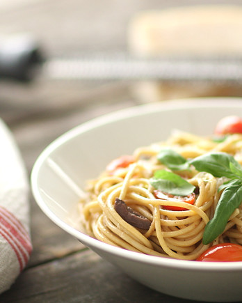 Mediterranean Pasta with Artichokes, Olives, and Tomatoes Video EDFSC