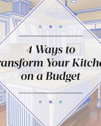 How to Transform Your Kitchen on a Budget