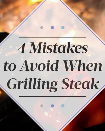 4 Mistakes to Avoid When Grilling Steak COIN