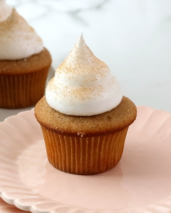 Snicker Doodle Cupcakes EH