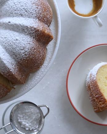 Lemon-Ginger Bundt Cake Video ST