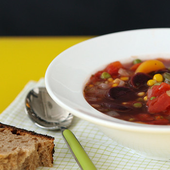 Freezer Vegetable Soup