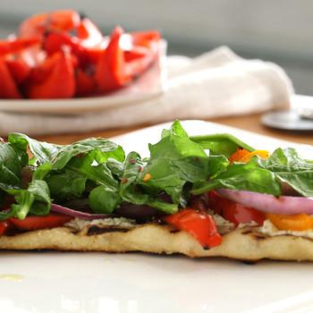 Must-Make Grilled Vegetable Pizza