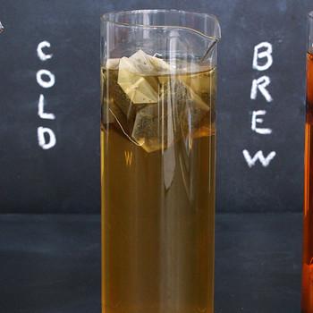 Avoid the Bitter Bite - Cold Brew Tea