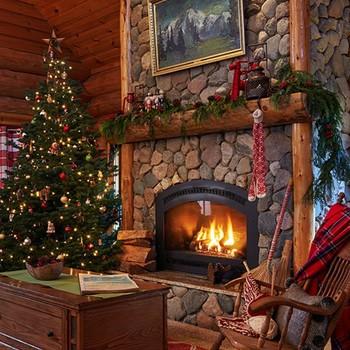 "Take a First-Ever Peek Inside ""Santa's North Pole Home"""