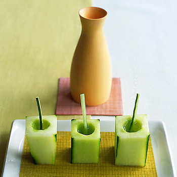 Natural Sake Cups