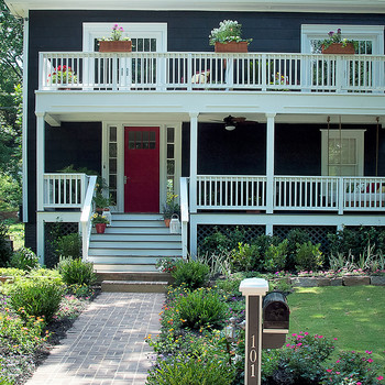 8 Easy Ways to Transform Your Front Porch