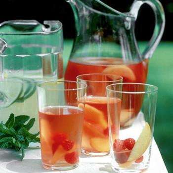 Rose Wine Punch