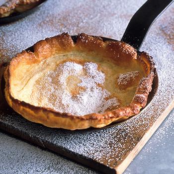 Puffy Maine Pancakes