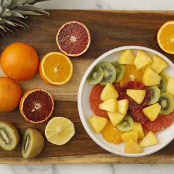 Tropical-Fruit Juice Salad Video