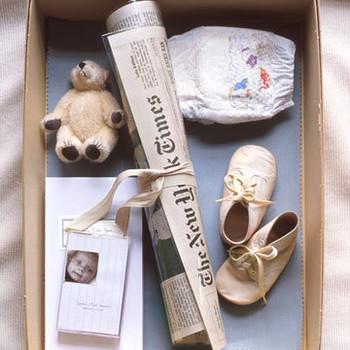 Memory Keeping: Baby's Time Capsule