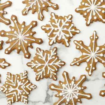 Gingerbread Snowflakes Video