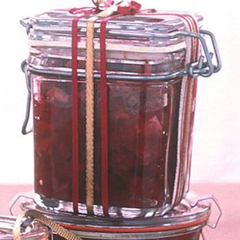 Homemade Cranberry Chutney