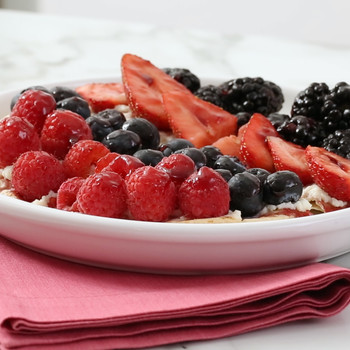 Berry Pizza Video