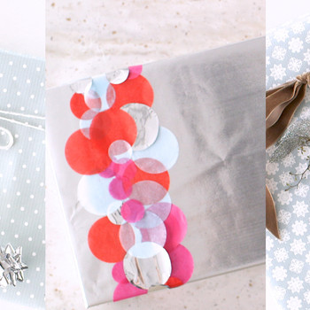 How to DIY and Tie on Gift Toppers