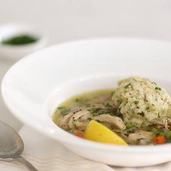 Perfecting Chicken and Dumplings Video