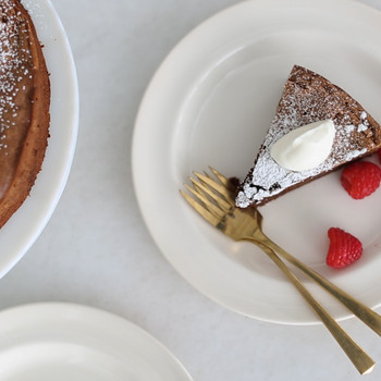 Flourless Chocolate-Almond Cake Video