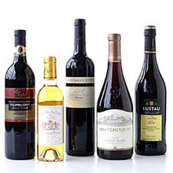 Hearty Wines for Winter