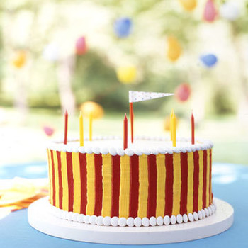 Cool Carnival Cake Martha Stewart Funny Birthday Cards Online Overcheapnameinfo