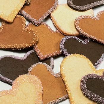 Crisp Chocolate Cookies