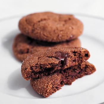 Christmas Cookies for Chocoholics