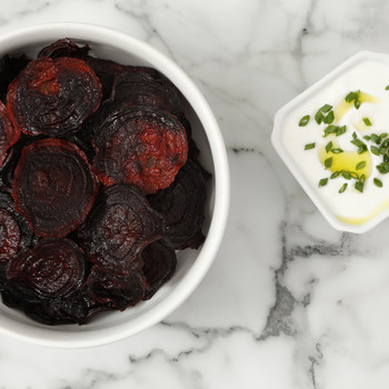 Beet Chips Video