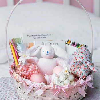 Classic Child's Easter Basket