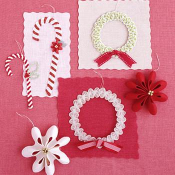 Rickrack Christmas Crafts