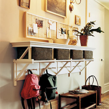 Basket Rack How-To