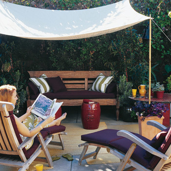 A Slice of Shade: Creating Canopies