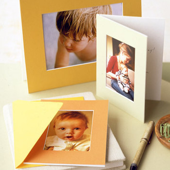 Father's Day Idea: Framable Photo Card
