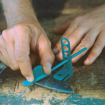 Sharpening Pruners and Loppers