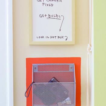 Put Reminders by the Door