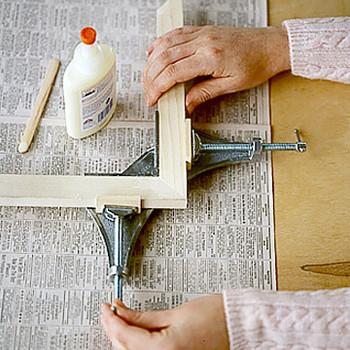 Gluing Wood/Repairing China