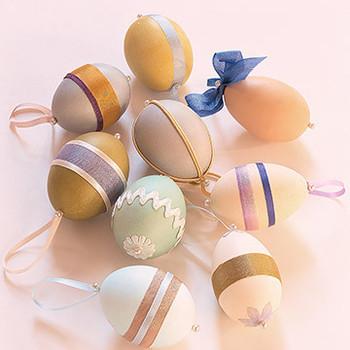 Egg Ornaments