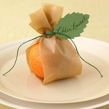 Clementine Place Cards