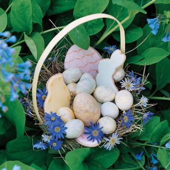 Marbled Easter Cookies