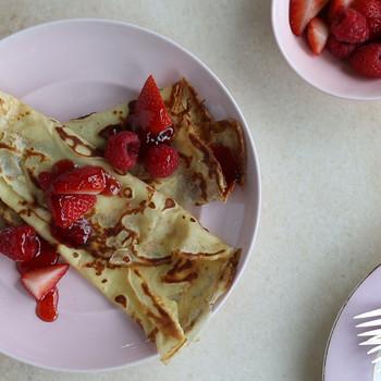 Swedish Pancakes Video ST