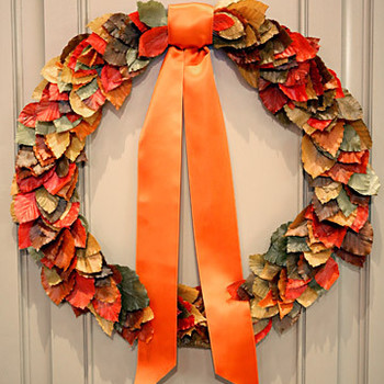 Autumnal Wreath