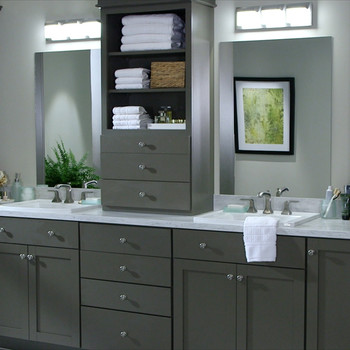 Custom Bath Cabinetry