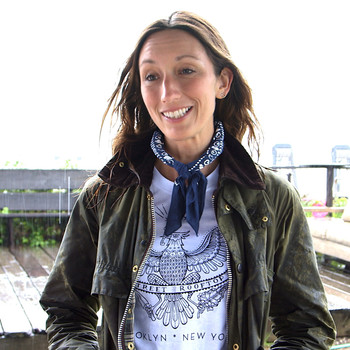 Eagle Street Rooftop Farm Interview with Annie Novak