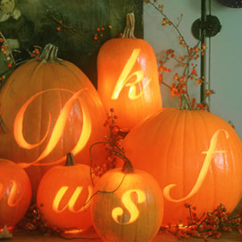 Translucent Pumpkins
