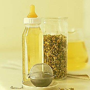 Soothing Tea for a Baby