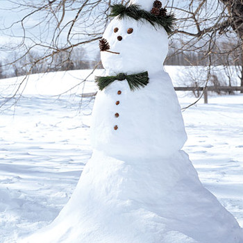 How to Build a Snowman, as Told by an Ice Sculptor