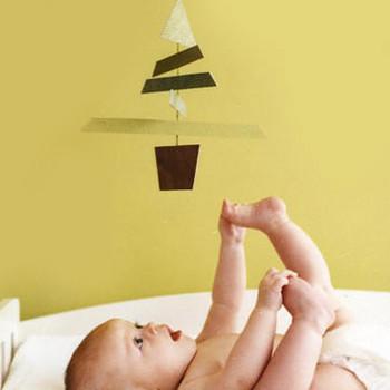Christmas-Tree Mobile