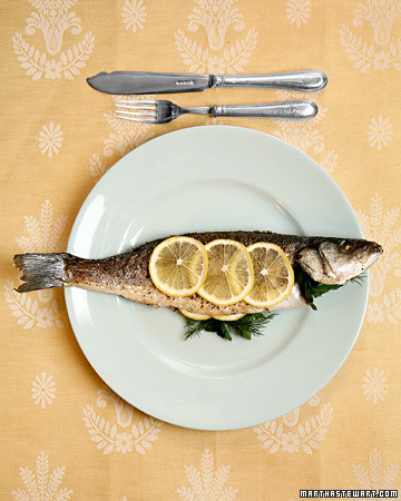 Eat a Whole Fish