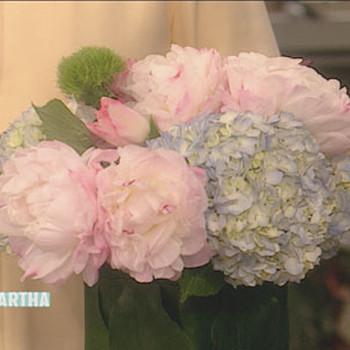 Flower Arrangements with Peter Seprish