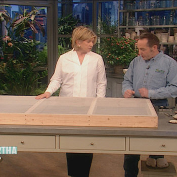 How to Make a Salad Table, Part 1