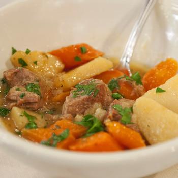 Colin Quinn's Irish Lamb Stew